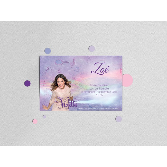 Invitation imprimer interesting carton invitation pirate - Carte violetta a imprimer ...