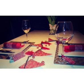 Kit de saint-valentin a imprimer love rouge