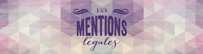 Mentions légales Sweet Printables